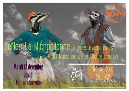 Affiche Michpolienne Peillac